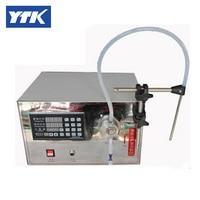 5ml To Unlimited Semoi Automatic Magnetic Pump Bottle Liquid Filling Machine