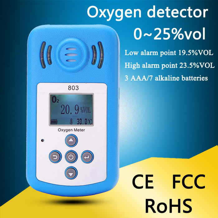 Neutral export Oxygen detector Oxygen tester Oxygen measuring Oxygen meter yy08 oxygen regulator oxygen table three months warranty