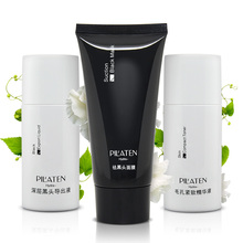 2017 New Special Offer! PILATEN Blackhead Remover Ance and Compact Toner Export Liquid Mask (3pcs/ set) Free Shipping