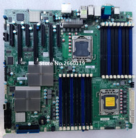 Server motherboard for X8DAH+ F mainboard Fully tested