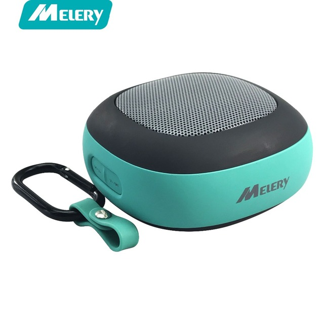 speakers bluetooth waterproof. melery waterproof portable speaker outdoor bluetooth wireless 4.1 nfc stereo speakers