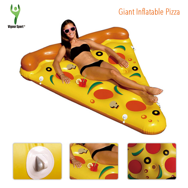 Giant Inflatable Pizza Pool