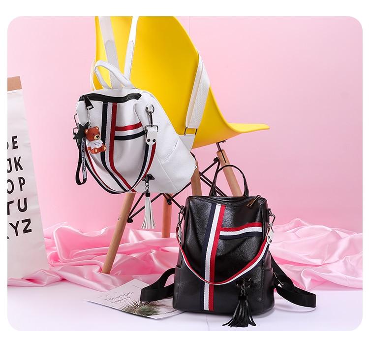 2018 New Retro Fashion Ladies Backpack-0016