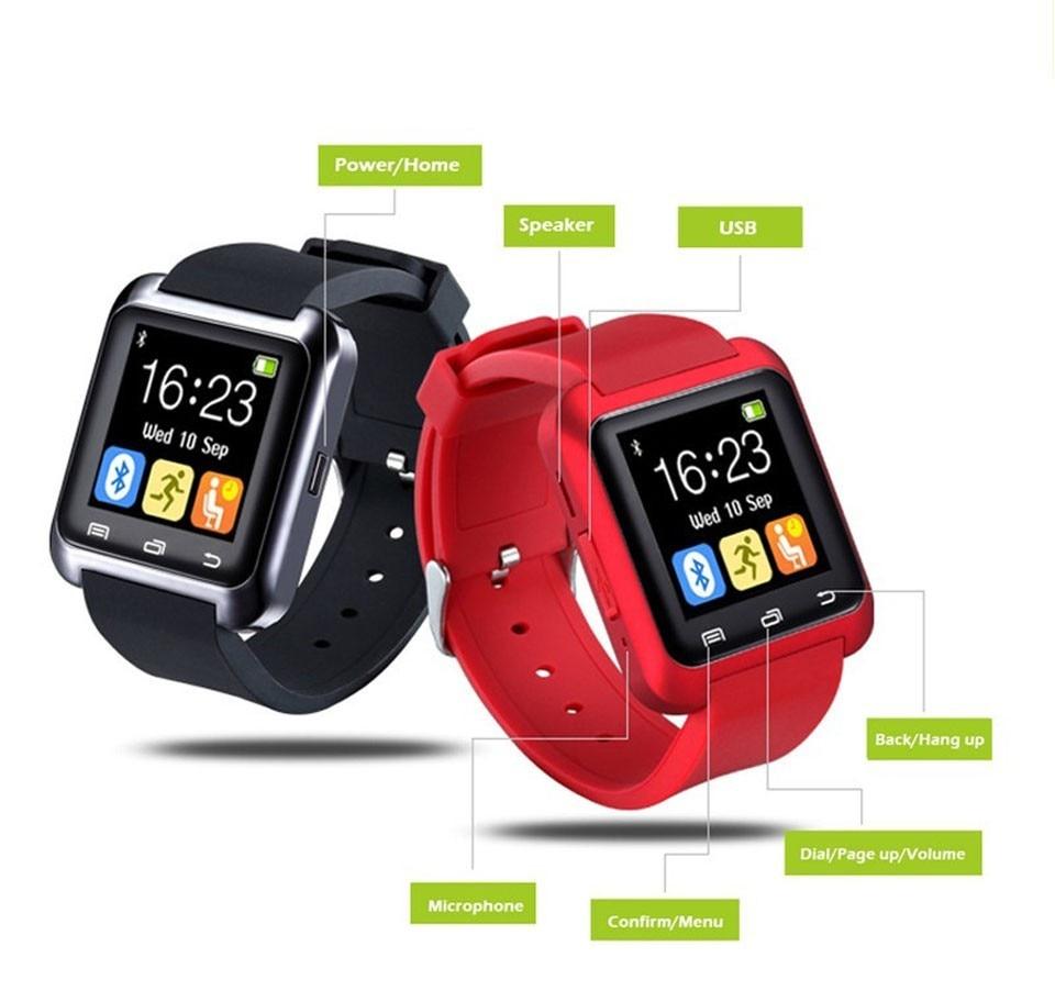 Unterhaltungselektronik Intelligente Elektronik Zeit Besitzer F4 Smart Armband Call/msn/social App Erinnern Fitness Track Sport Smartwatch Touch Oled Bildschirm Wasserdicht Smart Band