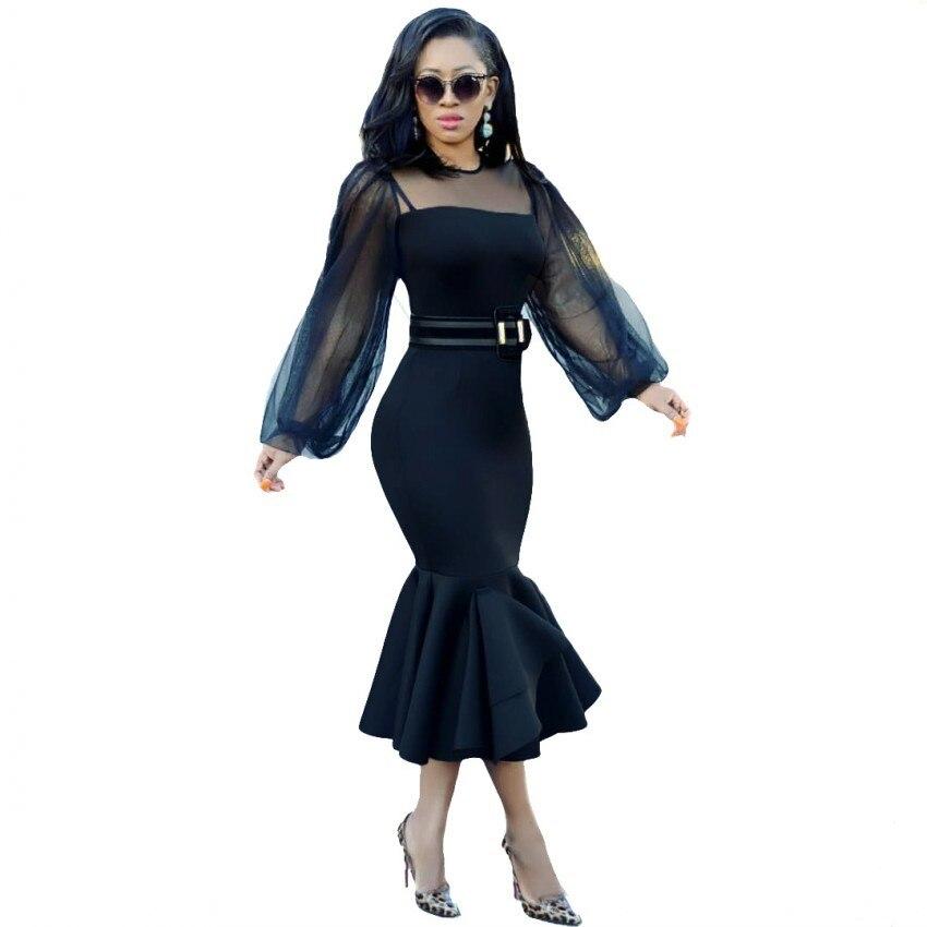 Vêtements africains pour femmes vêtements africains Maxi longue Robe afrique tenue Robe élégante dame Robe sirène