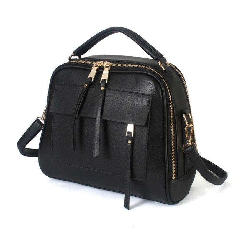 ФОТО 2016 New Hot Sale Retro Messenger Bag Ladies Handbag Tide Bag Motorcycle Big Bag F283