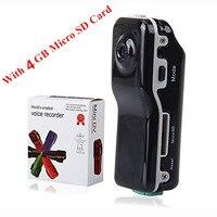 New Clip MD80 Mini Digital DV Wireless Camera Surveillance Remore Camcorders With Supports Upto 32GB SD