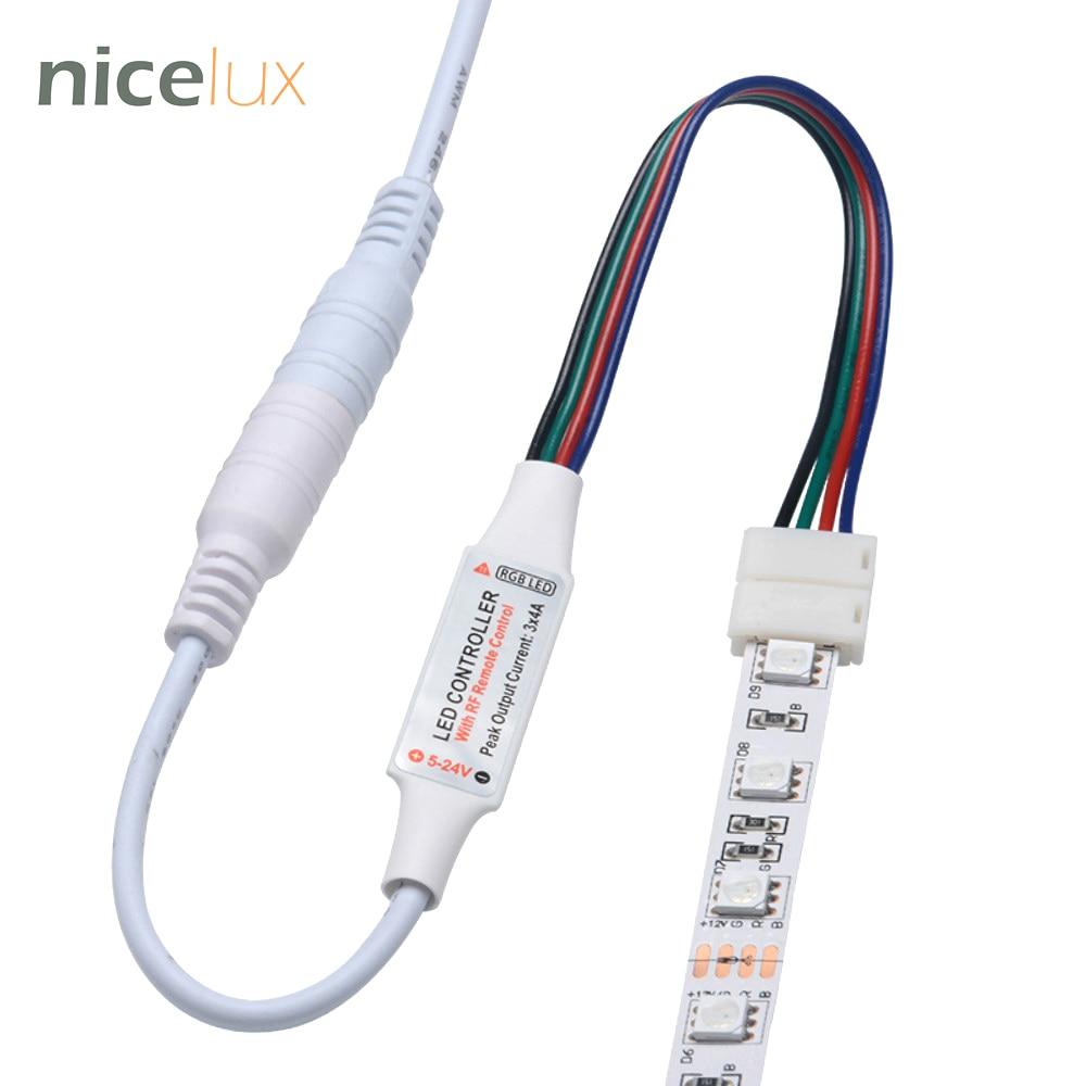 4GB 10mm RGB 5050 RGB bağlayıcı ilə LED RGB Uzaqdan idarəedici - İşıqlandırma aksesuarları - Fotoqrafiya 5