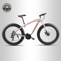 Love Freedom Mountain Bike 26 Inch 24 Speed Aluminum Alloy Frame 4 0 Fat Bike Free