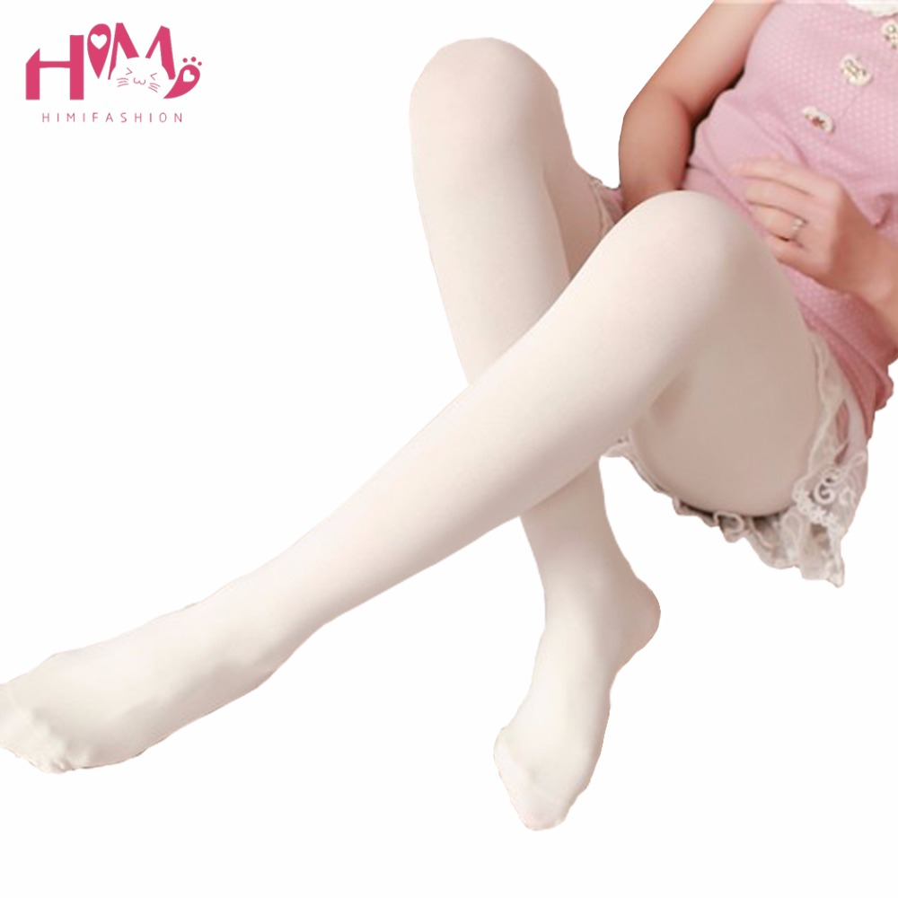 d4fecbcbb14 Detail Feedback Questions about Spring And Autumn Casual Velvet Pantyhose  Japanese Soft Sister Solid Color Thin Stockings High Waist Sexy Tight Long  ...