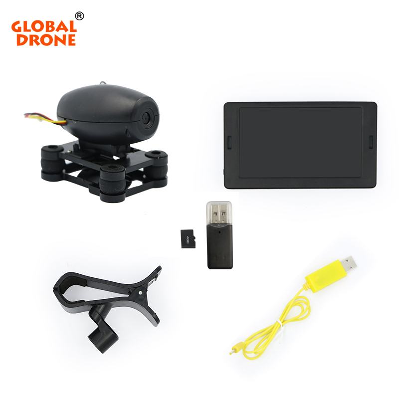 Global Drone Dual GPD5.8G  RC Helicopter Drone X183 Original Spare Parts 5.8G Configuration Sets Quadcopter Accessories original accessories mjx b3 bugs 3 rc quadcopter spare parts b3 024 2 4g controller transmitter