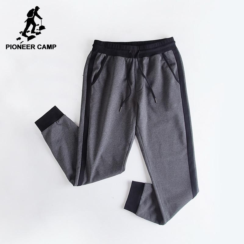 100% Wahr Pioneer Camp Neue Herbst Männer Jogger Hosen Marke Kleidung Mode Jogginghose Männlichen Top Qualität Casual Hosen Für Männer Awk702351 Ungleiche Leistung