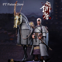 For Fans Collection Gifts 1/6 DS001 The Jurchen Jin Dynasty Iron pagoda Standard edition & Collector's edition & War Horse Model