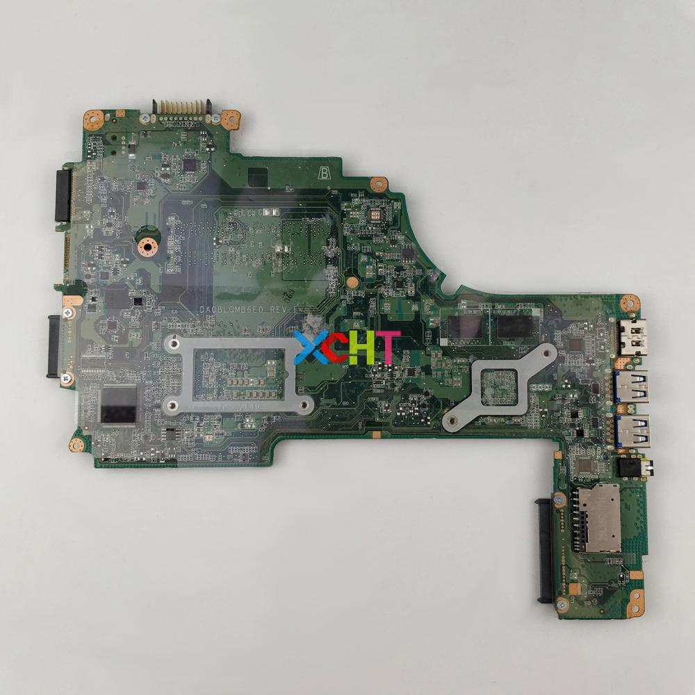 Image 2 - A000388620 DA0BLQMB6E0 w I5 5200U CPU 930M GPU for Toshiba L50 L50 C Notebook PC Laptop Motherboard Mainboard Tested-in Laptop Motherboard from Computer & Office