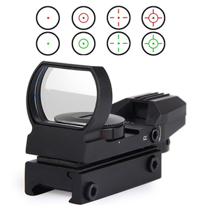 Hunting 20mm Tactical Red Dot