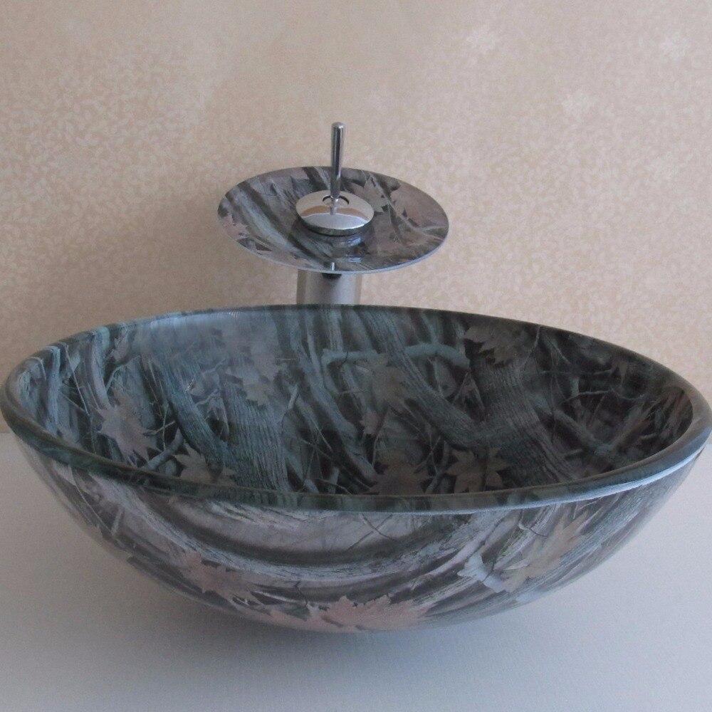 Online kopen Wholesale glas wastafel uit China glas wastafel ...