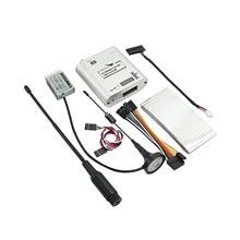 Arkbird 10CH 433UHF Sistema RC Transmisor + Receptor de Largo Alcance 100 mw-1400 mw Ajustable Apoyo Wfly Futaba FPV y otros