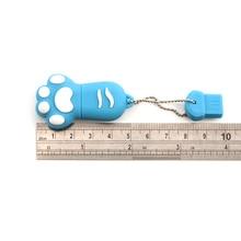 Cat Bear Claw Foot USB Memory Stick Flash Pen Drive Disk