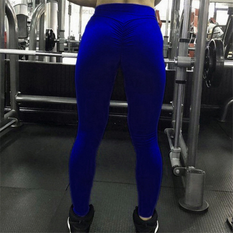 Fitness leggings Sexy Fashion Slim High Waist sports Hot Women\`s Digital print push up Pants Workout Breathable Skinny Leggings (3)