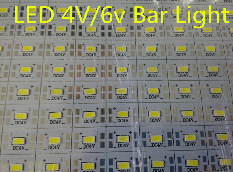 <font><b>LED</b></font> 50cm High light <font><b>led</b></font> Bar light <font><b>4V</b></font>/6v 0.5m 30 <font><b>led</b></font> SMD 5730 <font><b>Led</b></font> <font><b>Strip</b></font> light For Cabinet 1 metre 60pcs <font><b>LED</b></font> Free Shipping image