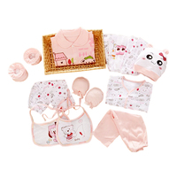 Pure Cotton 18pcs Set Cartoon Baby S Clothing Sets For Newborn INFANT UNDERWEAR High Quality Baby