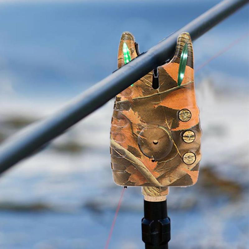 Da Mordida de Pesca Sem Fio Receptor Pesca Combater com Receptor