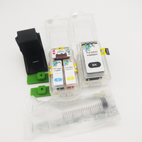 einkshop PG-44 CL-54 Smart Cartridge Refill kit For Canon PG 44 PG44 CL54 CL 54 XL Pixma E481 Printer