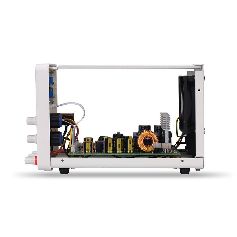 Nouveau Mini réglable numérique DC laboratoire interrupteur alimentation multifonction LED laboratoire Source banc alimentations usine maison - 2