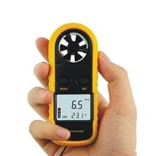 -Цифровой Ручной Скорость Ветра Gauge Метр 30 м/с Smart CFM/CMM Термо Анемометр Шкалы Измерения Скорости Скорости измерительные Инструменты