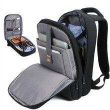 높은 품질 USB 충전 도난 방지 노트북 배낭 16 인치 대용량 여행 남자 여자 방수 배낭 학생 가방 새로운
