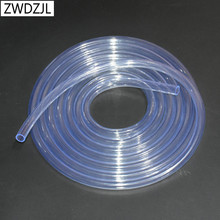 Garden-Hose Watering Greenhouses 16mm Flexible 20mm PVC for 5M 24mm Transparent 1/2 3/4