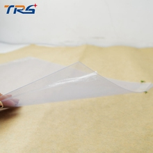 200*300mm size 0.5mm thickness ABS transparent sheet for model making houses train layout