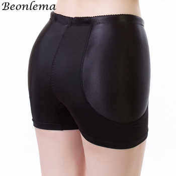Beonlema Hip Pads Panty Push Up Butt Lifter Panties Slimming Shorts Fake Ass Corrective Underwear Control Pants Butt Enhancer - DISCOUNT ITEM  41% OFF All Category