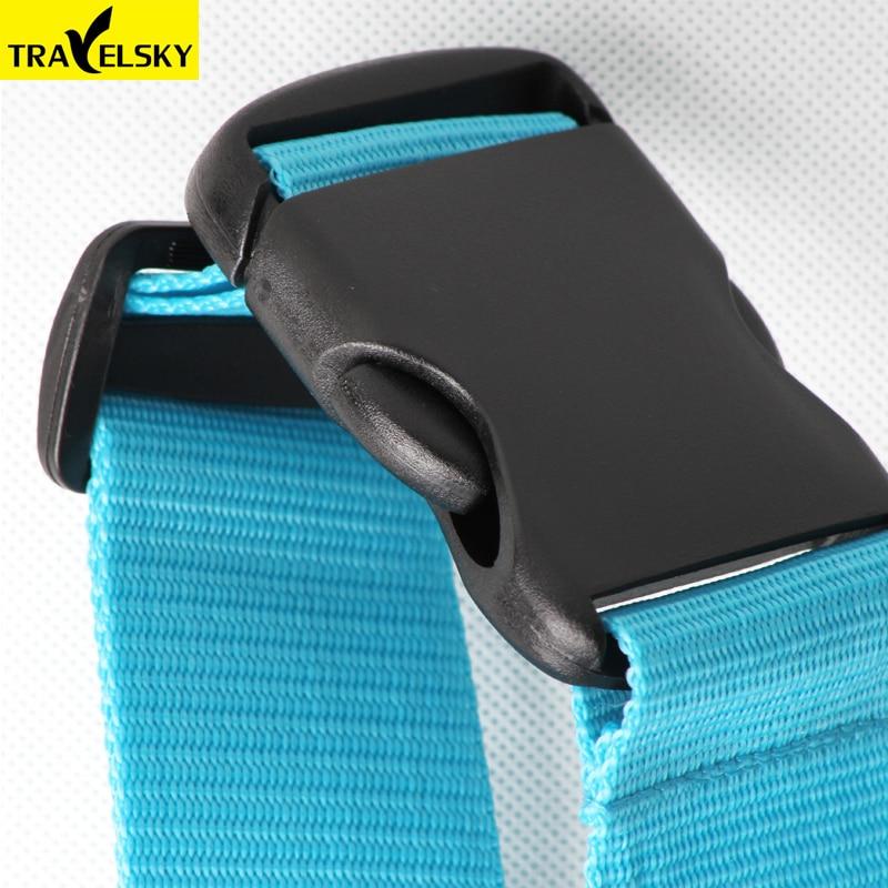 ajustável forte nylon cinto cruz Estilo : Cross Comprimentoened Luggage Strap