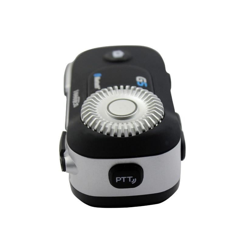 G5 Pro 500m 4 Riders Group Intercom MP3 HD 1080P Video Recorder Came