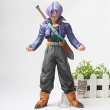 Anime Dragon Ball Z Future Trunks Figurine dragonball Manga Color PVC Collection Model Action Figure Toy