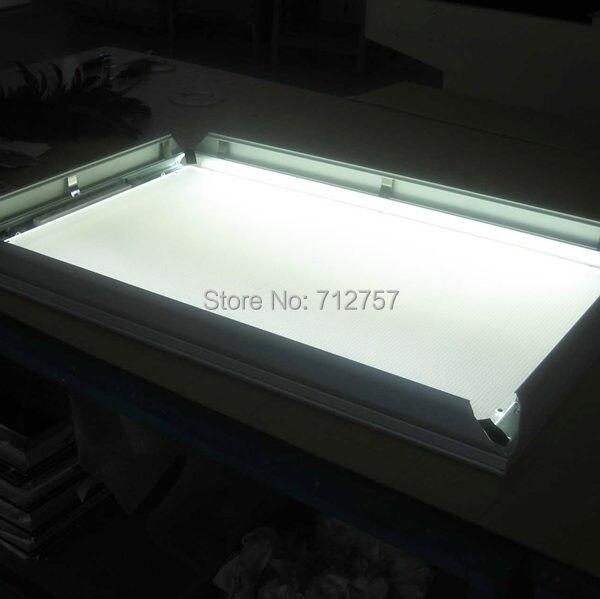 Movie Poster Light box Display Frame Cinema Lightbox Light Up Home ...