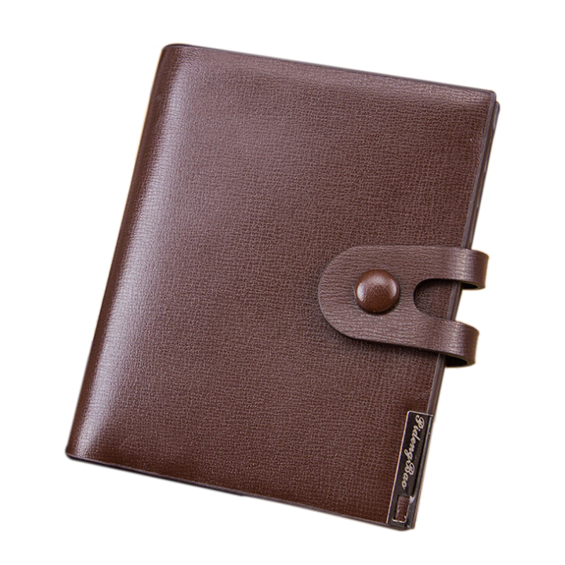 Men Wallet Leather Male Purse Card Coin Holder Short High Wallet Dollar Price Photo Money Male Purse Portomonee Casual Purses 2016 new hot sell men wallets hasp short solid color mini wallet male waist hook design dollar price photo holder