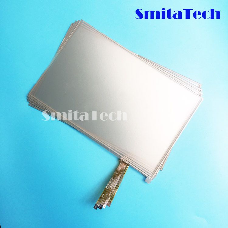 10 1 inch touch screen 234mm 145mm 4wire Resistive Touch screen digitizer panel replacement repair part
