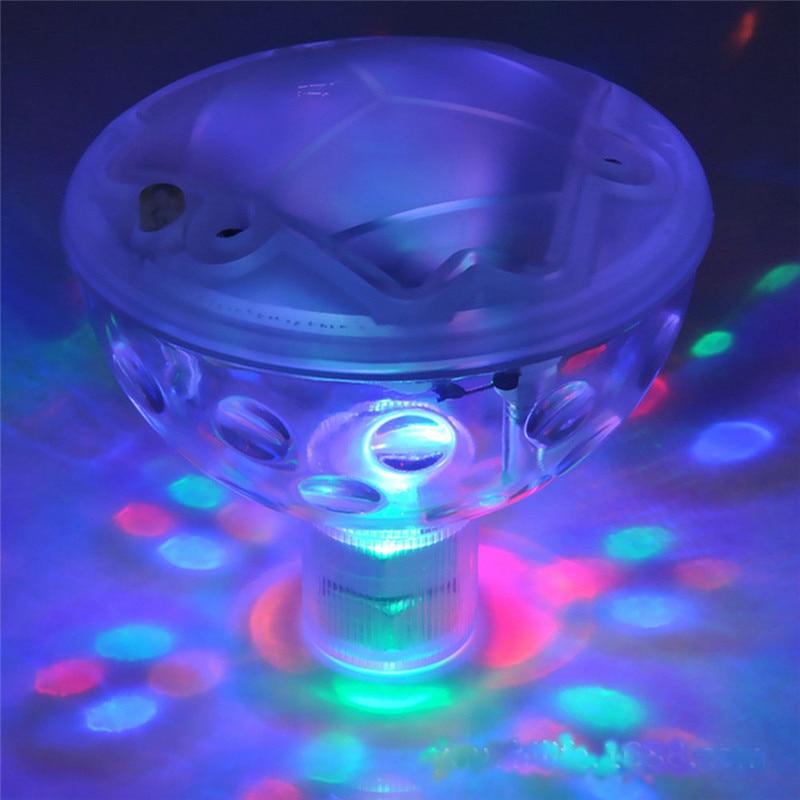 À prova dwaterproof água led luz subaquática