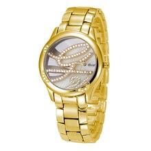 2016 Nueva BELBI Marca de Moda Relojes de Pulsera de Cuarzo Reloj de Pulsera Impermeable de Acero Inoxidable Reloj de Vestir Señoras Horloges Vrouwen