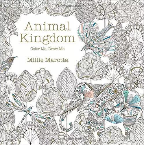 ⊰Reino animal: Un Inky Adventure y libro para colorear para adultos ...
