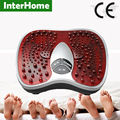 New Foot Reflexology Electric Vibrating Foot Massage Infrared Heat Therapy Body Relax Blood Circulation Warm Cold Feet Massager