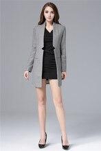 Elegant All-match Celebrity Style Women Woolen Jacket, Black Gray Wool Jacket for Winter Wear