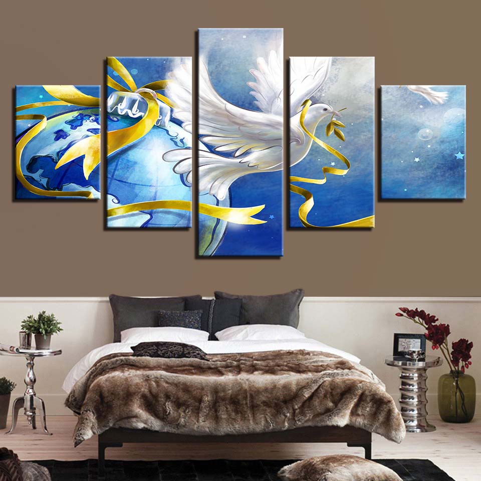 Direct Selling Home Decor Canvas Painting HD Prints Quotes