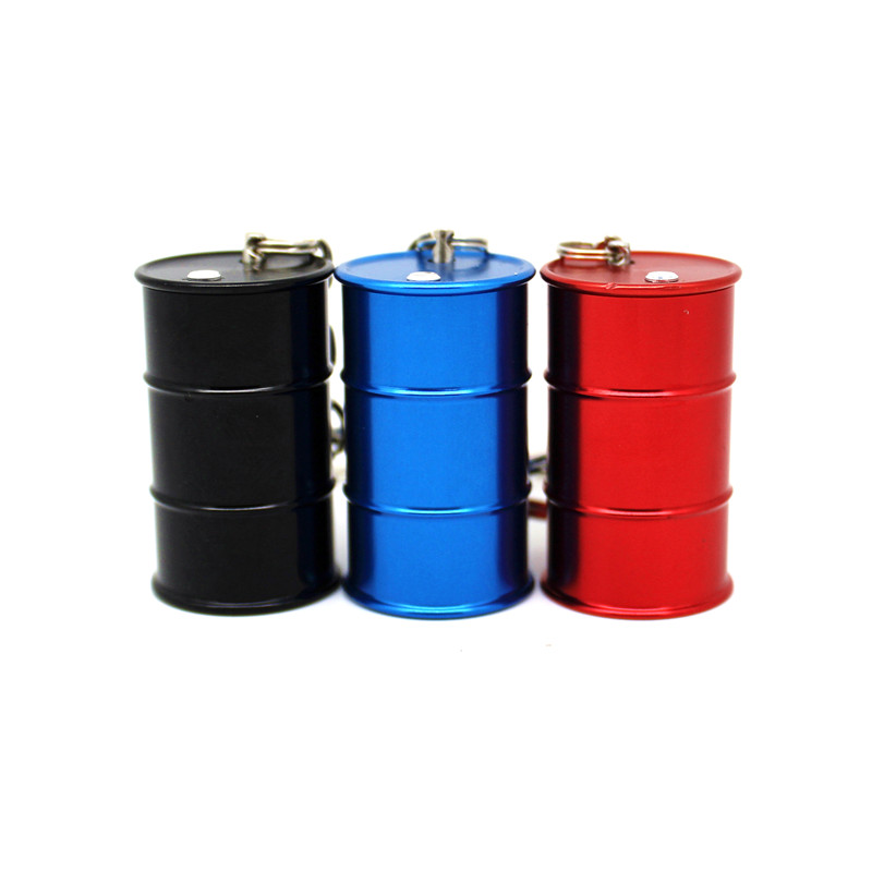 Mini Metal Barrel USB 2.0 Flash Drive Oil Bottle Drum Model Pen Drive 32GB Memory Stick 4G 8GB U Disk16GB Pendrive