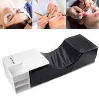 Professional Eyelash Extensions Pillow Makeup Tools For Salon Chair Ergonomic Memory Lash Pillow Grafting Eyelashes Pillows New