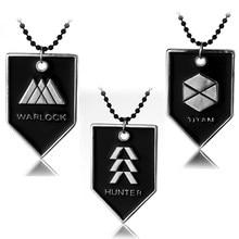 e6907560281 3 Stlye Destiny fate necklace Hunter Warlock Titan Pendant Emblem necklace
