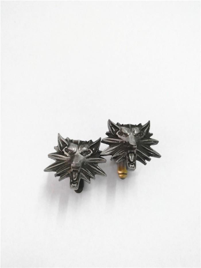 HTB1c2TQKXXXXXaNaXXXq6xXFXXXV - Gothic Werewolf Style Cufflinks