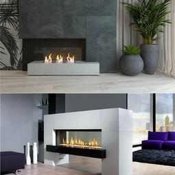 Inno Fire 30 Inch Silver Or Black Wifi Real Fire Intelligent Indoor Auto Fireplace On Bioethanol